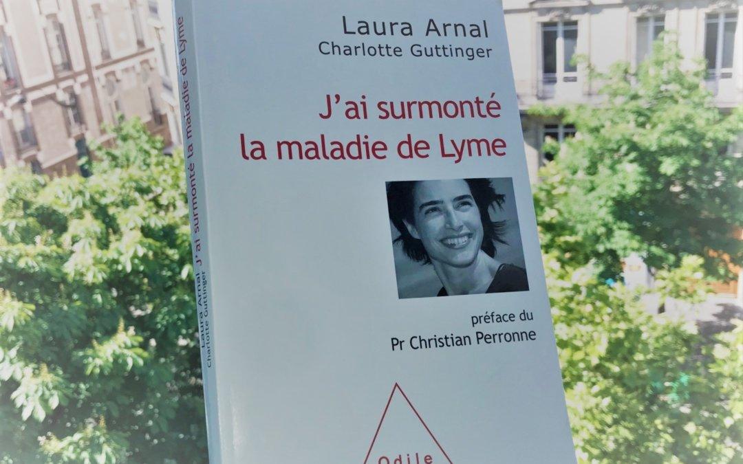 """Histoire du livre """"J'ai surmonté la maladie de Lyme"""""""